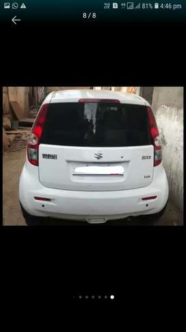 Maruti Suzuki Ritz 2016 top condition everything is good