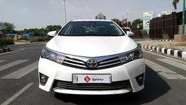 Toyota Corolla Altis GL Petrol, 2014, Petrol