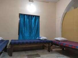 Luxurious bed for bachelors at jaydev vihar