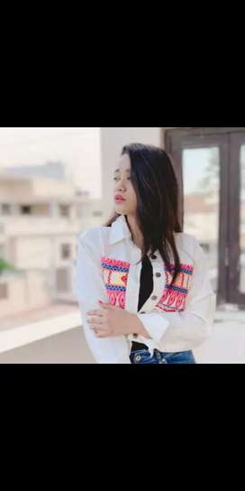 Beautiful womens jacket