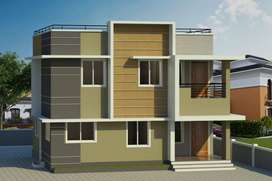 Independent duplex house for sale