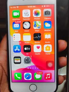 Iphone 7 128 GB gold colour