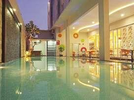 WOW 1 M-an/bln, FAVE Hotel 101 Luxroom @ kusumanegara jl raya jogja