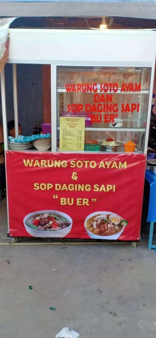 warung soto ayam dan ayam kalasan 0