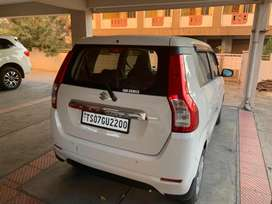 New WagonR 1.2 AGS Top end model, Fixed price