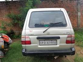 Toyota qualis nice condition with double AC
