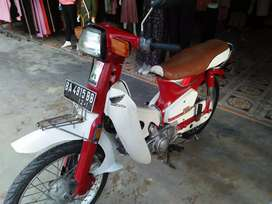 Honda Astrea 800