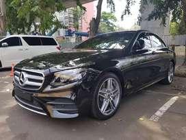 Mercedes Benz E350 AMG EQ Boost thn 2019 LOW KM!