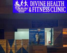 Divine Health & fitness Clinic