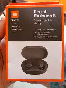 Sealed WIRELESS REDMi EARBUDS WITH WARRANTY