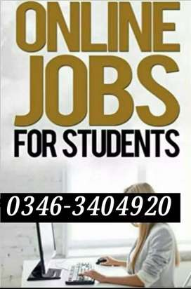 Online jobs for students part time, full time and home base.