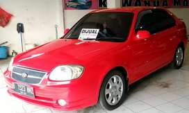 Hyundai Avega Gx A/T 2007 TDP 6jt good condition
