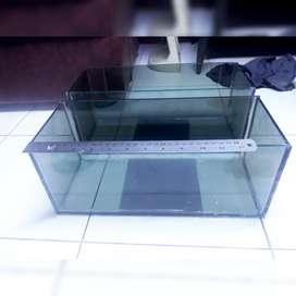 Aquarium Kecil Soliter cupang dll