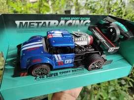 RC Car Metal Racing Spray Bisa Mengeluarkan Asap