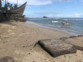 Di jual/sewakan tanah los pantai Candi Dasa Karangasem