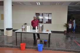 Service and tea maker