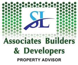 400 Sq Yd Double Story Bungalow For Slae In Jauhar