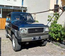 DAIHATSU FEROZA 2WD