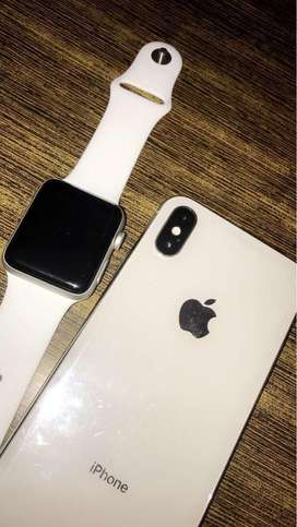 Out of warranty iphone x 64 Gb