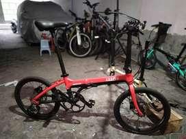 Folding bike litepro milenial ring 20