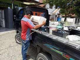 Servis / service AC - TV - Mesincuci - Kulkas- di Banda Aceh