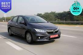 Honda City 1.5 S Automatic, 2020, LPG