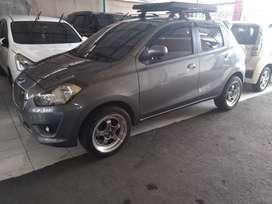 Datsun Go+ 2014 MT Abu full upgrade km low