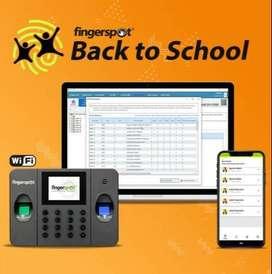 Fingerspot Back to School (BTS)