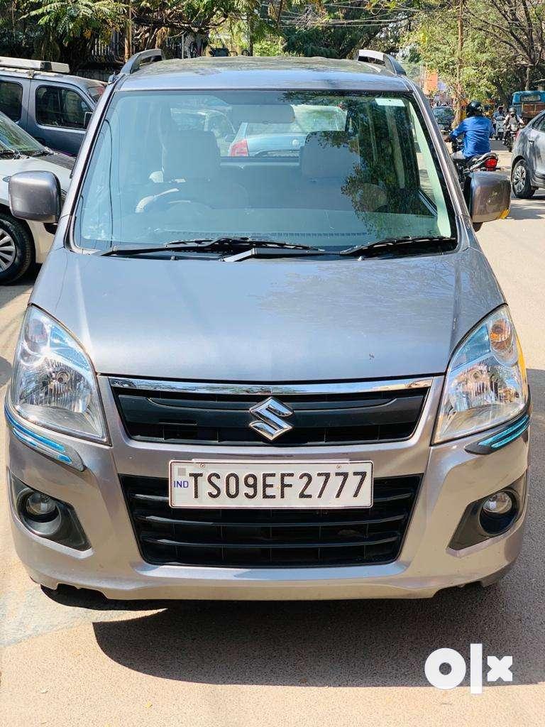 Maruti Suzuki Wagon R VXi BS-III, 2015, Petrol 0