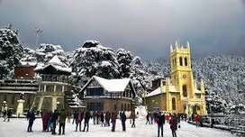Furnished Beautifully Build-up Penta house in Shimla Near to Mall Road