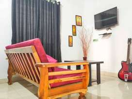 NO BROKERAGE - Kharadi EON Furnished 3.5 BHK for Bachelors and groups