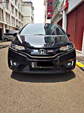Honda Jazz RS CVT 2016 tv gede km 30rb ann