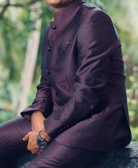 Bridegroom suit (L) indian suit @40% off