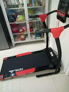 Treadmill manual mini Total 001