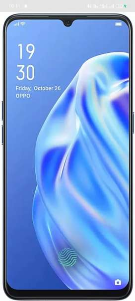 Oppo f15 8gb ram and 128gb external memory