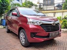 (HARGA CASH) Toyota Avanza E AT 2017 FULL ORIGINAL