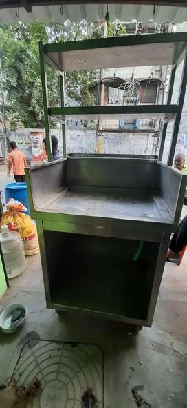 Juice rack (full S S)
