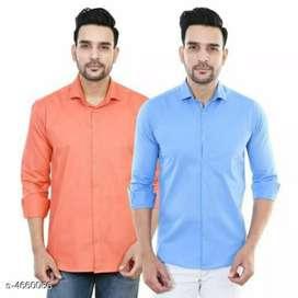 Designer man shirt pack of 2 @600/- only
