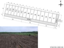 Nabung Tanah Lokasi Lanudal Juanda