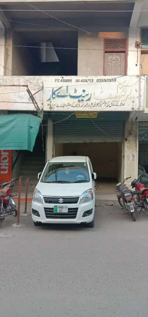 Shop+office double  story for Sale (Ali arcade opposi Khawaja center 0