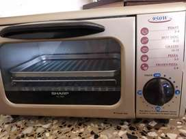 Brand New oven Sharpe brand sillpack no use
