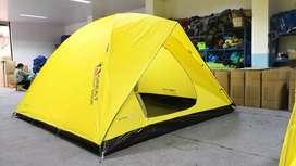 Tenda great outdoor Bigdome kapasitas 6-8 orang