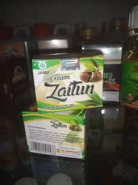 Cream zaitun herbal alami untuk cantik kios madu gamat kutuk qnc kurma