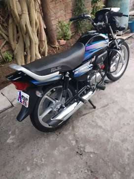 CD deluxe bike new condition 2018 modal