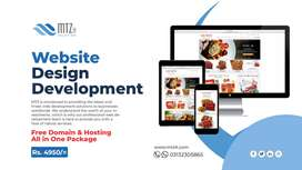 Website, Software and Mobile Apps Development in Low Cost Good Quality