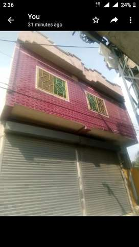 Commercial house for sale at adiala road Rawalpindi