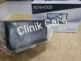 Tipe audio mobil Kenwood 7019bt new series**