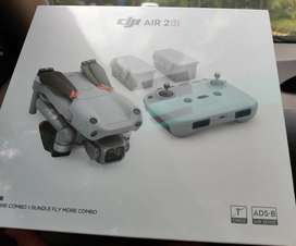 DJI Air 2S FLYMORE COMBO New Box packed