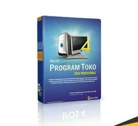 Program Kasir untuk Toko Retail Grosir (POS)