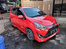 New Agya TRD Sportivo 1.2L Matic 2019 Merah ISTIMEWA